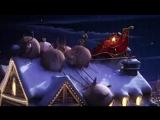 Если у вас под Новый год пропал любимый, не переживайте! Может его Дед Мороз забрал к себе в упряжку.