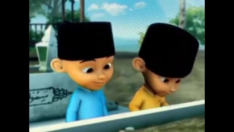 Исламский мультфильм Упин и Ипин. Праздник 6 серия