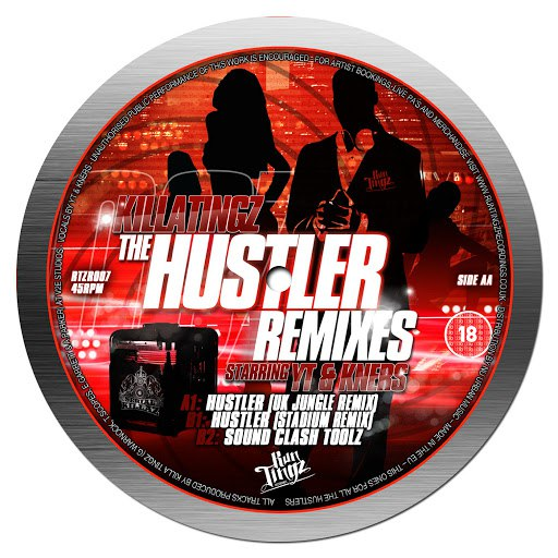Serial Killaz альбом The Hustler Remixes (feat. YT & K.Ners)