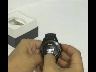 Обзор Smart Watch SW007