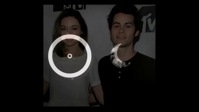 Dylan o'brien x crystal reed vine
