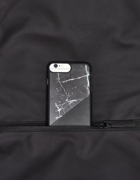 Каркас для iPhone 6 plus/7plus/8plus с мраморным эффектом