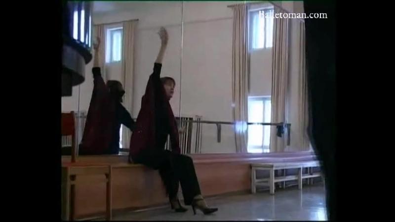 Прима Балерина(Ульяна Лопаткина, Светлана Захарова)