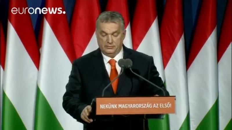 Orban- -Der Westen wird fallen-