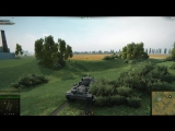 [World Of Tanks] Супертест: Студзянки (объезд карты)