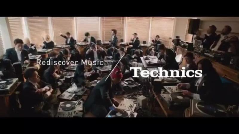 Rediscover music Technics