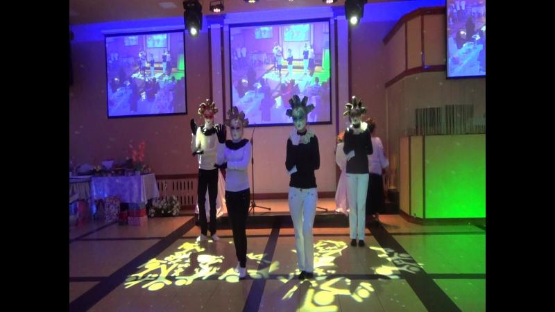 Пантоміма Маски Венеції