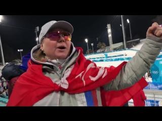 Гладышева:Я не уберу этот флаг! Это флаг моей нации! Величайшей в мире