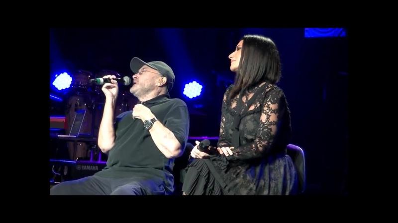 Phil Collins Laura Pausini - Separate Lives