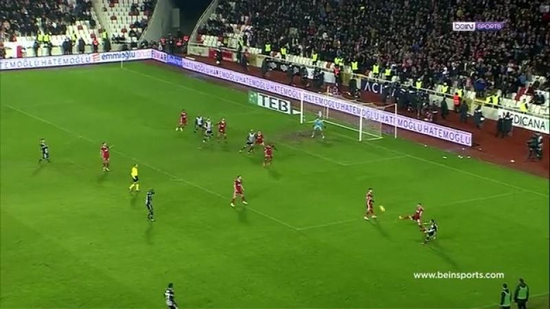Lig Özetleri 2017 2018 Sezonu 17 Hafta Sivasspor 2 1 Beşiktaş