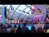 Хор Турецкого Хотят ли русские войны. Концерт на Жандарменмаркт, Берлин. 7 мая 2
