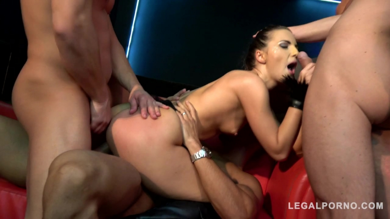 Свинг Пати Highly requested Kristy Black Fantasy Gang Bang 10on1 feat. Belle Claire, porno, sex