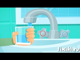 Фикси-советы - Как правильно чистить зубы (Зубная паста) _ Fixiki