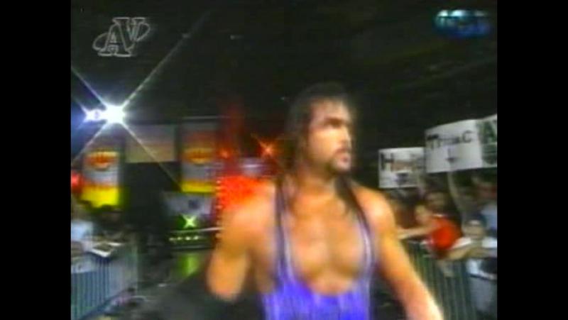 Титаны реслинга на ТНТ и СТС WCW Nitro (September 21, 1998) (не весь)