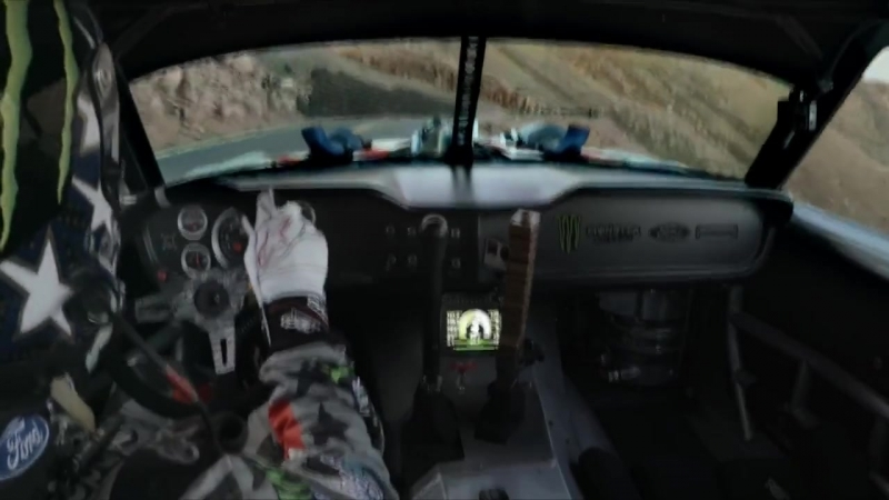 TOYO TIRES ¦ Ken Block's Climbkhana׃ Pikes Peak Featuring the Hoonicorn V2