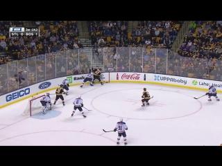 St. Louis Blues vs Boston Bruins – Feb. 01, 2018. Game Highlights