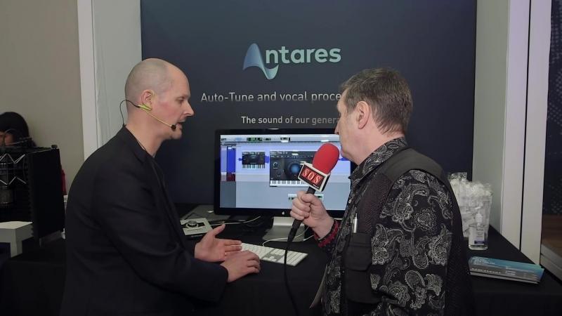 Antares Autotune Pro - NAMM 2018