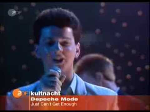 Depeche Mode - Just Can't Get Enough (ZDF live 1982)