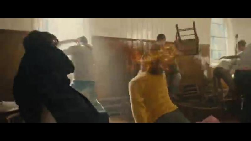 Kingsman (Сцена в церкви)