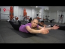 Пилатес в фитнес клубе Монро с Ксенией Кондаковой