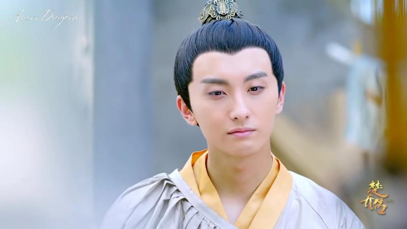 [54/58] Легенда о Чу Цяо / Legend of Chu Qiao / Princess Agents / 楚乔传