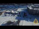 ✅Северо-Западный региональный поисково-спасательный отряд МЧС опубликовал видео с места крушения грузового поезда под Мурманском