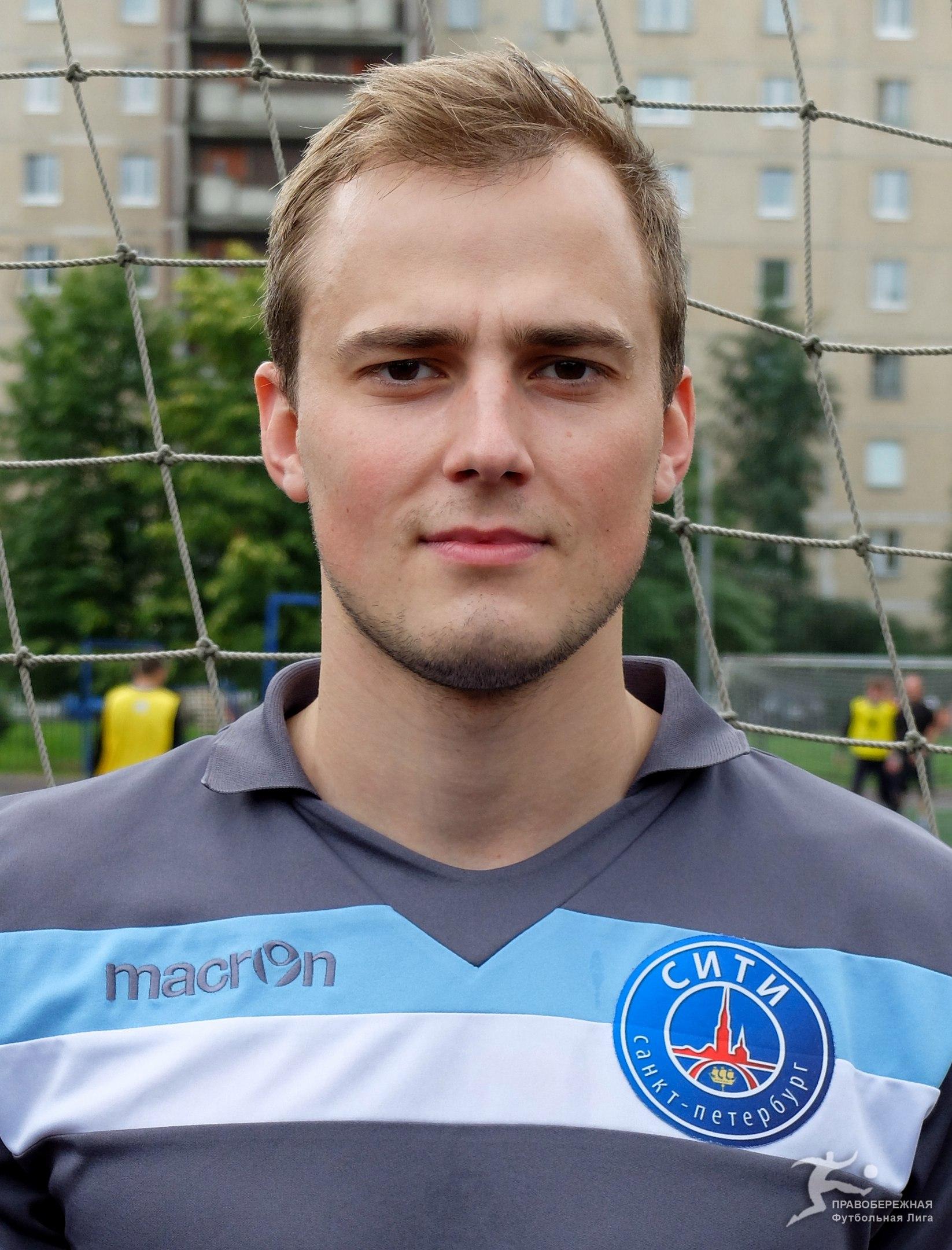 Павел Жестерев
