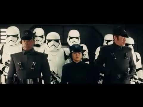Funny Tom hardy scene in deleted star wars the last jedi scene.