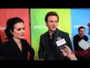 Torrey DeVitto Nick Gehlfuss ChicagoMed at NBCUniversal's Summer 2016 Press Day NBCUSummer