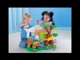 Видео обзоры игрушек - Игровой комплекс « Зоопарк Zoo »