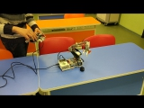 манипулятор на EV3 с пропорциональным управлением