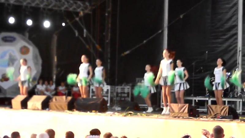 Танцы 1 июля 2012г Финал Евро 2012