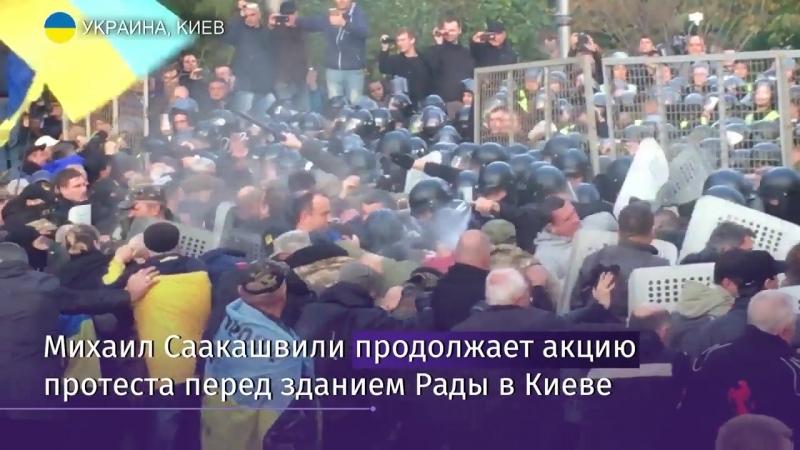 Украинцы поддерживают идею депортации Михаила Саакашвили в Грузию, трое соратников Саакашвили уже депортированы в Грузию.