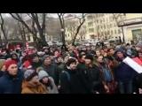 Владивосток выдвигает Навального в президенты