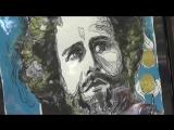Коньячный дом Коктебель передал картины художника Ивана Складчикова в музей М.А.Волошина