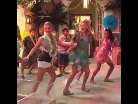 Lizzy Greene dances with Sasha Farber