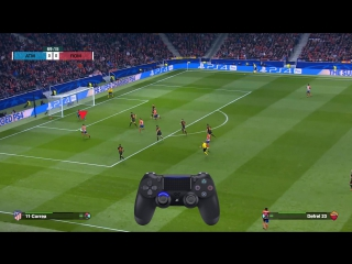 PlayStation F.C.: матч «Атлетико Мадрид» — «Рома»