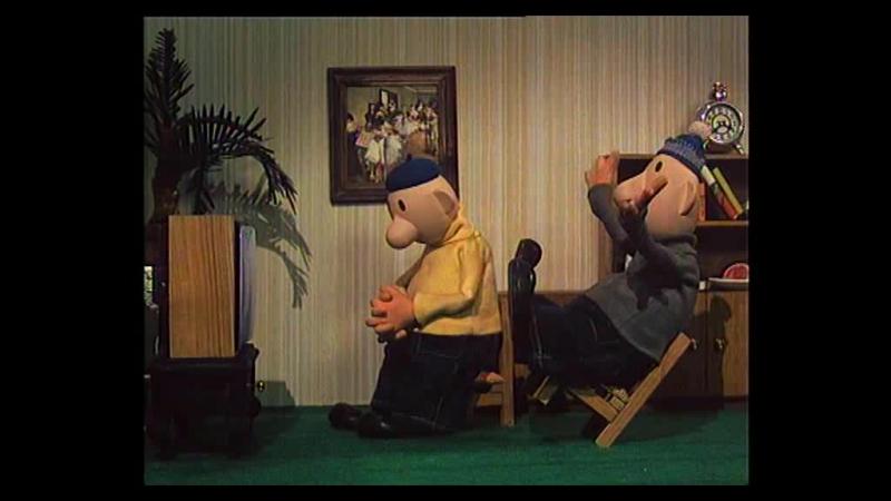 Пат и Мат (1979) [5] – Кресло-качалка