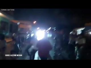 Нападение на российского блогера в Мексике