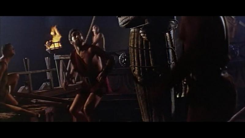 Стив Ривз в фильме «Подвиги Геракла» [1958] «Le fatiche di Ercole»