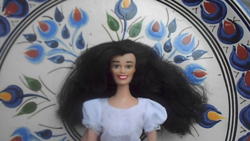 The Nanny Doll 1995 от Street Players