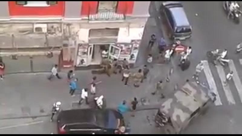 Wegen Migrantenterror: Militär auf den Straßen von Neapel – Anwohner verzweifelt!