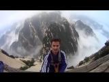 Горная тропа на горе Хуашань