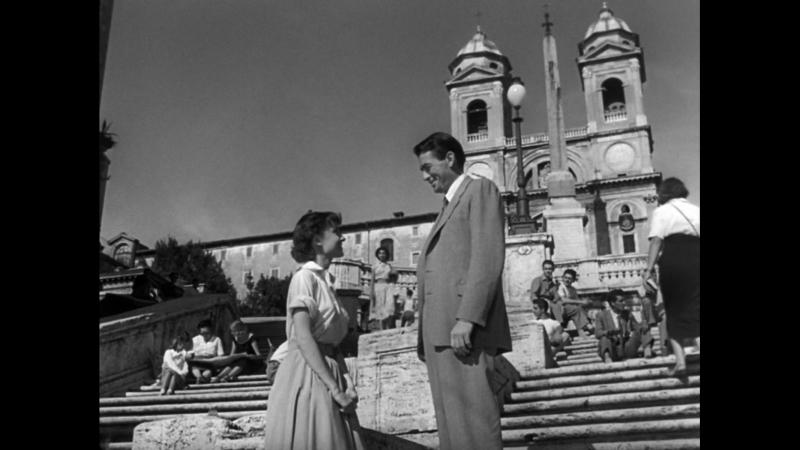 Roman Holiday 1953 ENG Римские каникулы