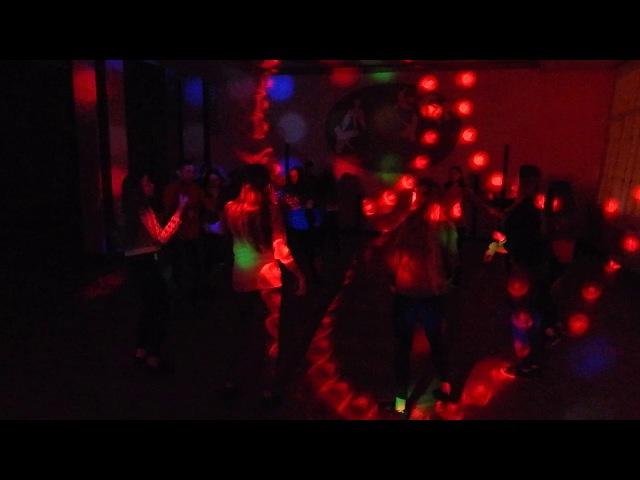 Твереза дискотека в Новому Роздолі