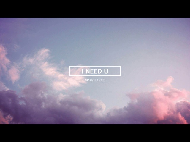 BTS(방탄소년단) 'I NEED U' Orchestral Cover【MDPiano】