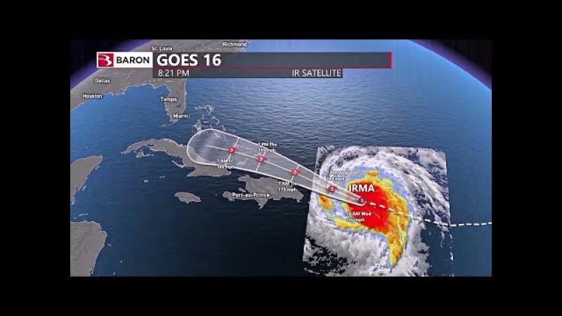 Технологии для прогнозирования экстремальной погоды показали в Амстердаме (нов...