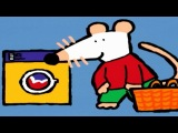Maisy Mouse Official | Washing | English Full Episode | Cartoon For Kids