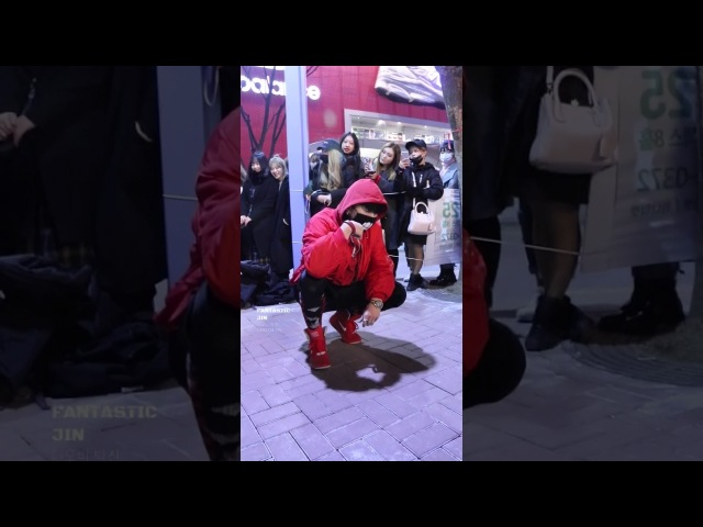 161217 DOB 디오비 홍대공연 《24K - 날라리》 Park Jin 박진