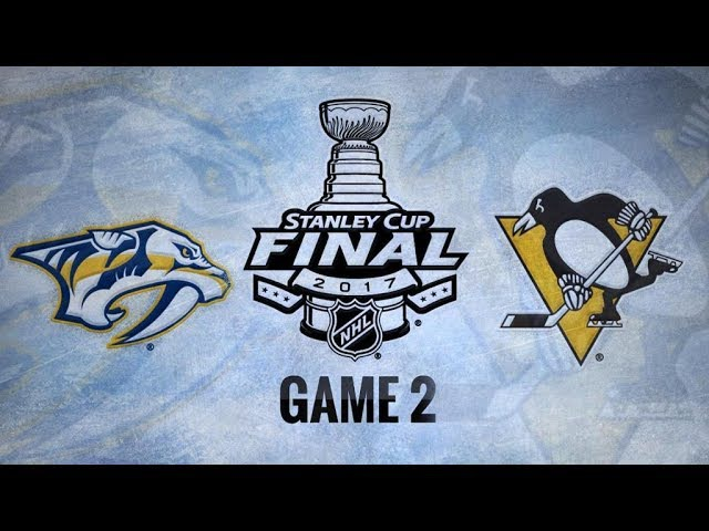 Обзор | НХЛ. Кубок Стэнли 2017. Финал, матч №2. «Нэшвилл» – «Питтсбург» 1:4 (счёт в серии: 0–2) | 31.05.17